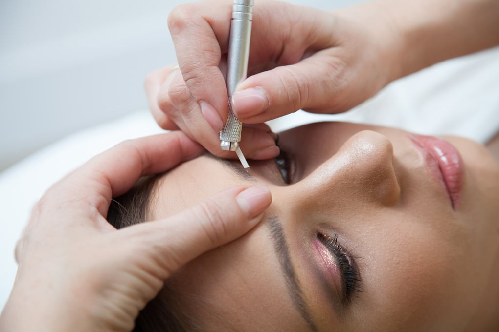 Micro pigmentatie (permanente make-up) - Beauty Calumma