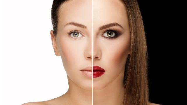 Voor en na - Beauty Calumma