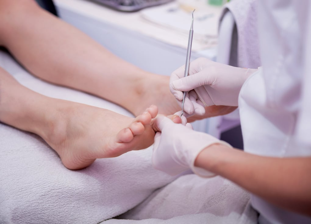Pedicure - Beauty Calumma