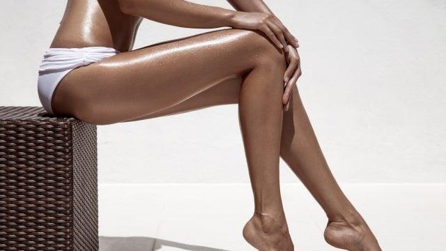 Spray tanning - Beauty Calumma